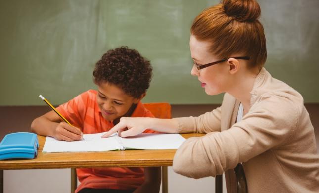 המורה בבית הספר היסודי - מעצב את דור העתיד