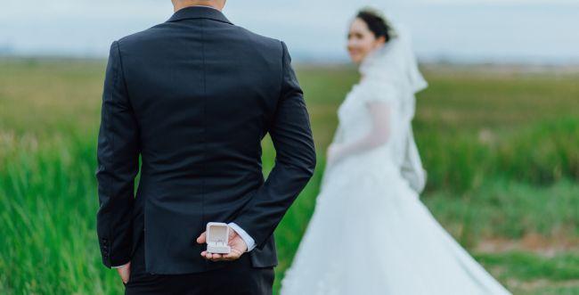 ורק לשים טבעת: הבחירה החשובה של חייך