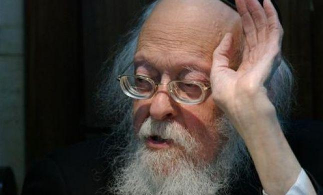 הרב יונה מצגר על הרב אבינר: אחד מסגניו של הרב אלישיב