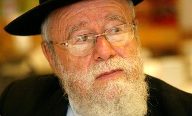 """הרב דב ליאור על הרבנים הממלכתיים: """"ממלוכים"""""""