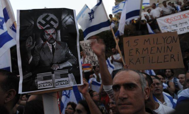 דעה: לא להתקפל מול הדיקטטור מטורקיה