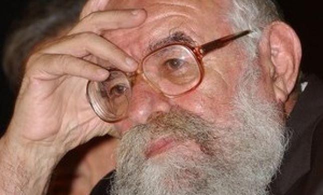 הרב שלמה אבינר מספיד את הרב יהודה עמיטל