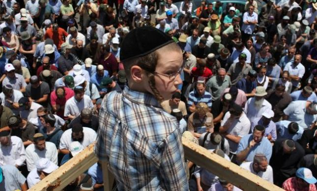 """גלריה: אלפים הגיעו ללוות את הרב יהודה עמיטל זצ""""ל"""