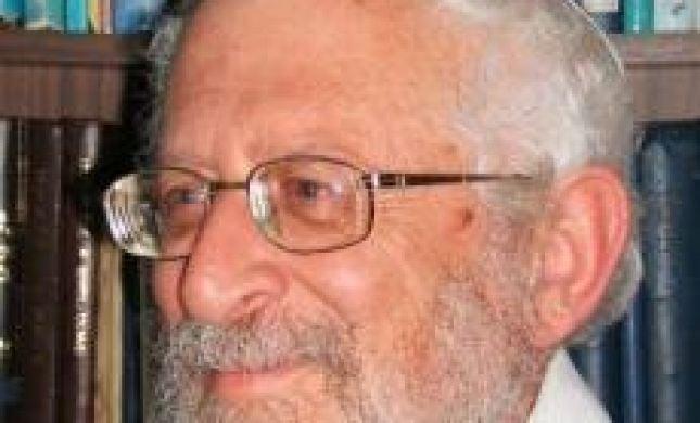 """הרב רוזן: להלחם באו""""ם בכל הכוח המוסרי"""
