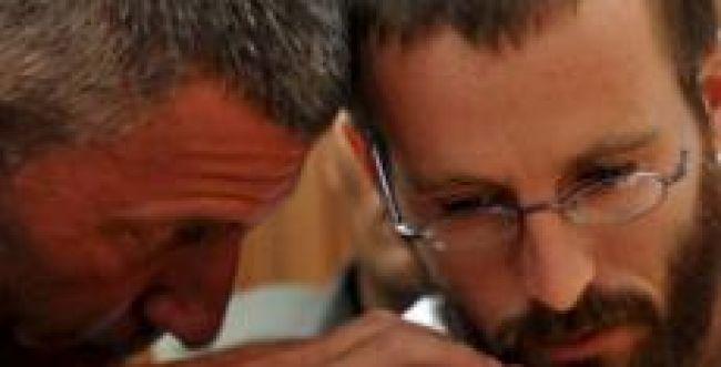 """לא נשבר: חיים פרלמן מספר על הסיוט במרתפי השב""""כ"""
