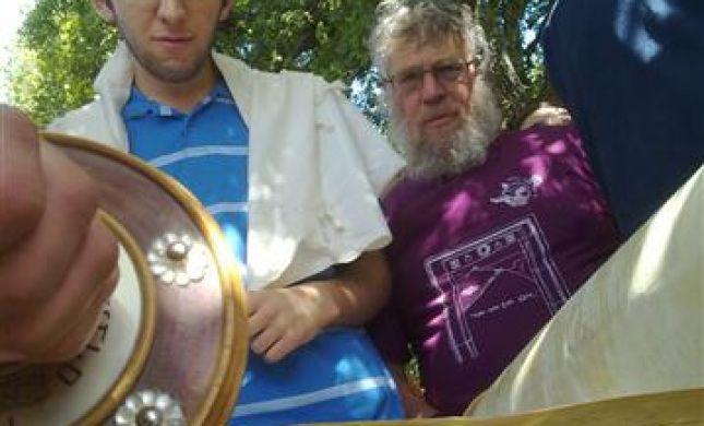 תמונות בלעדיות ממעמד חידוש 'ברית בית הבתרים' בהר דב
