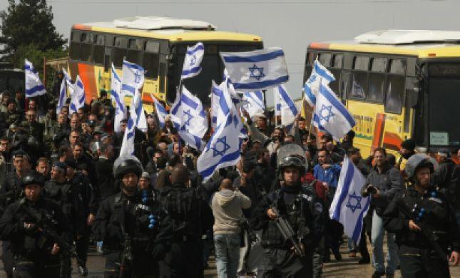 בלעדי: מרזל ובן גביר קיבלו אישור לצעדה באום אל פאחם