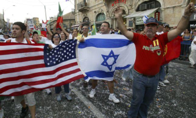 העולם כבר לא נגדנו: מתגברת התמיכה בישראל ברחבי העולם