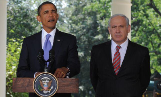 """סקר: יהודי ארה""""ב חושבים שאובמה טוב ליהודים"""