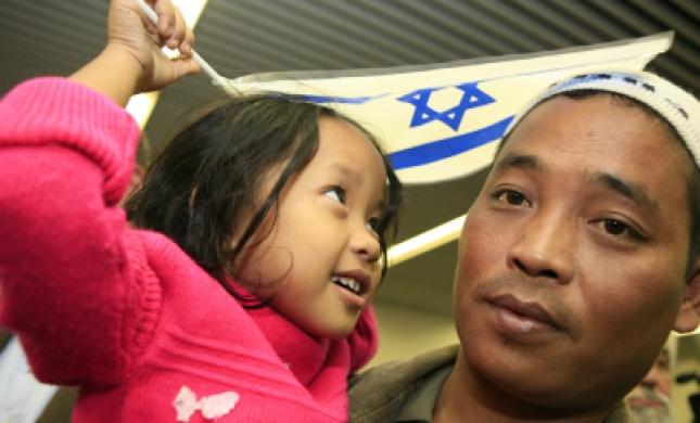 """ח""""כ דנון: """"על ממשלת ישראל להביא את כל בני מנשה מהודו"""""""