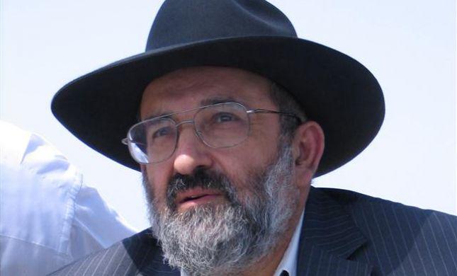 הרב זייני: רק מוח טמא ישווה את אבותינו לחמאס