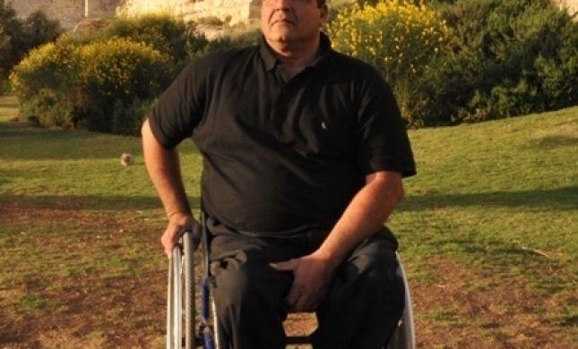 """יו""""ר ארגון נכי ישראל: די לפסטיבלי המסכנות של הנכים"""