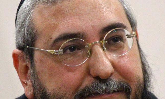 הרב אמסלם: כן, להפרדת דת מהמדינה ולנישואין אזרחיים