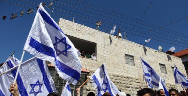 משטרת ישראל לא מאפשרת לצעוד עם דגלי ישראל ביפו