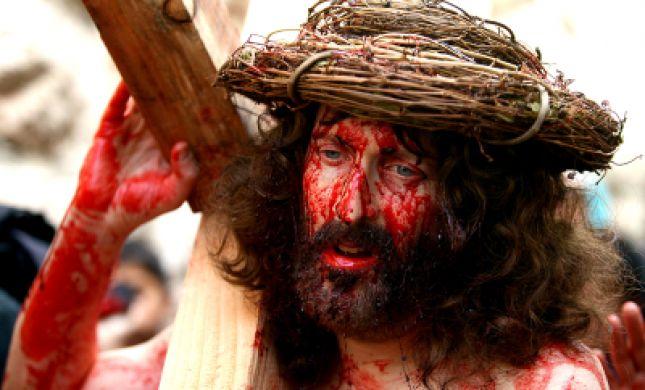 """הרב ברוך אפרתי: האפיפיור משקר, אנחנו הרגנו את יש""""ו"""