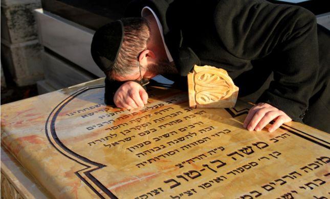 פקחי עיריית י-ם שברו את מצבתו של הרב משה בן טוב