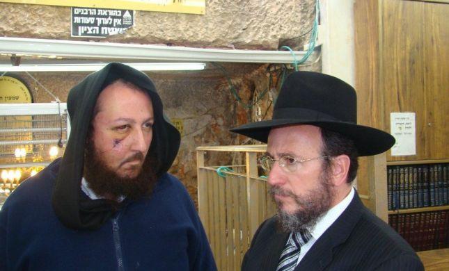 """נציג עיריית י-ם בשמעון הצדיק: """"מחכים שיירצח פה יהודי?"""""""