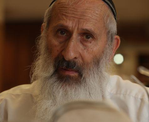 הרב אבינר: לא אבוא למחות נגד הריסת שכונת האולפנה