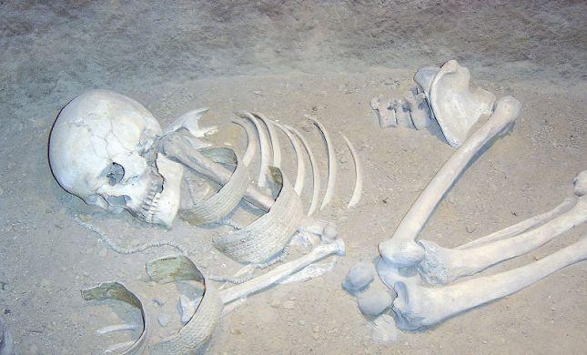 חזון העצמות היבשות: הסוף הטוב של הציונים שהתפקרו