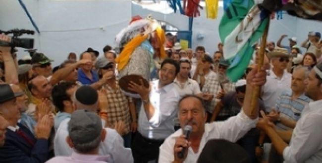 מסורת של 178 שנה: האירוע שפותח את החגיגות במירון