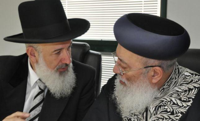 איפה הרבנים הראשיים?