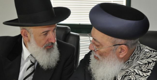הרב מצגר והרב עמאר: איסור מוחלט לעלות להר הבית