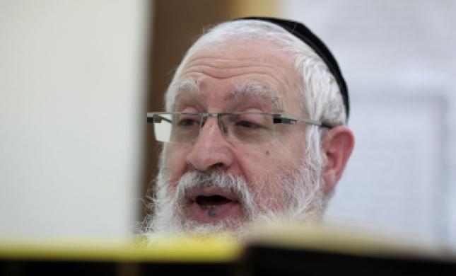 הרב יעקב יוסף: בחתונות של חילונים יש לבחור עדים פסולים
