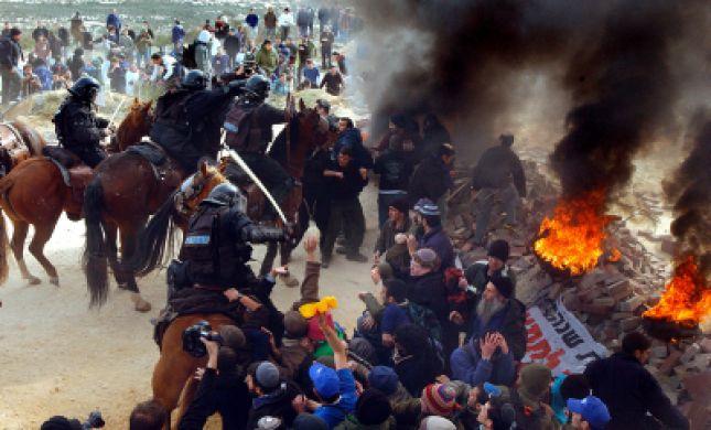 המשטרה ממשיכה להשתיק את האלימות בעמונה
