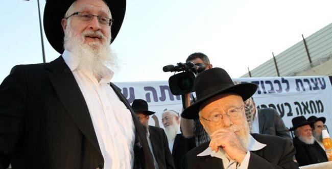 """""""הרבנים תומכי תורת המלך הם ממשיכיו של יוזף גבלס"""""""