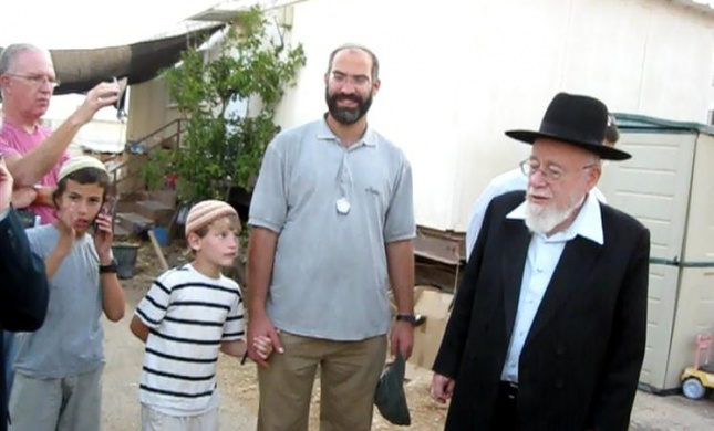 "הרב דב ליאור במיגרון: ""ידעו האחראים כי יש דין ויש דיין!"""