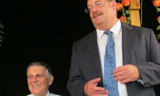 אושפיזין בסוכת שר המדע: זוכה פרס נובל לכימיה