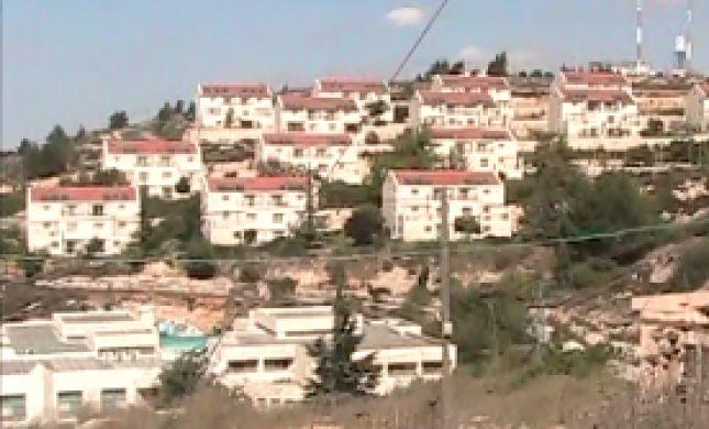 גבעת אסף ושכונת האולפנא בבית אל בסכנת הריסה