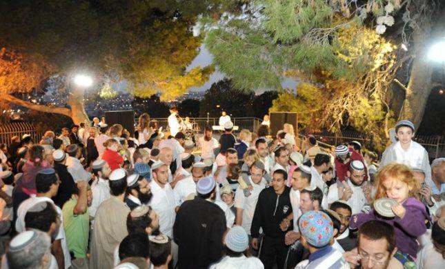 """""""מאז בית שני לא היו כל כך הרבה יהודים בהר הזיתים"""""""