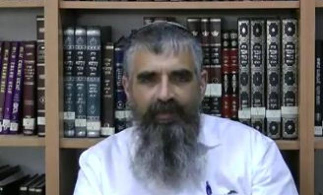 הרב שרלו: מדינת ישראל צריכה לקלוט פליטים סורים