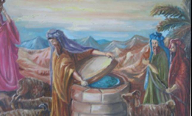 """לטייל עם התנ""""ך: מהי האבן שגלל יעקב מהבאר?"""