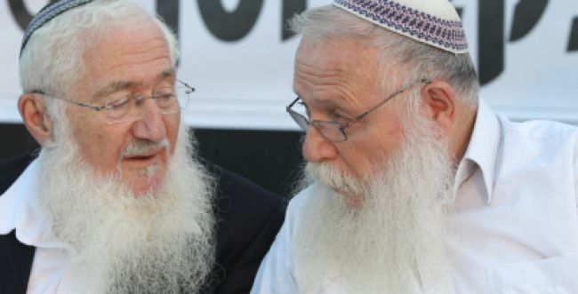 זקני רבני הציונות הדתית נגד כנס רבני ישראל