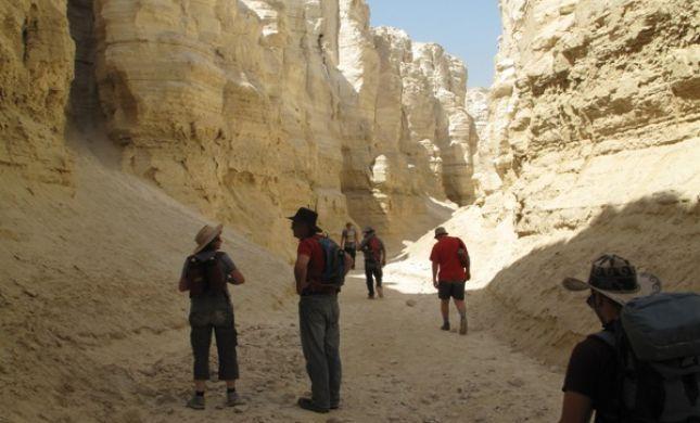 """לטייל עם התנ""""ך: באיזה דרך ירד יוסף מצרימה?"""