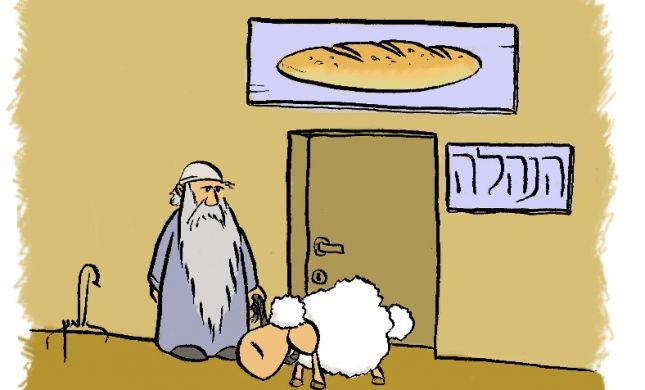 קריקטורה לכבוד שבת: פרשת ויגש