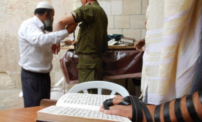 עם ישראל מתחזק: יותר אנשים בישראל שומרים מצוות