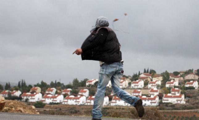 לא הגיע לכותרות: יידוי אבנים בעת פינוי מאחז בלתי חוקי