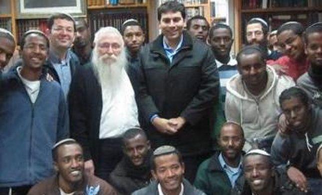 """""""הציונות הדתית מובילה בנושא שילוב יוצאי אתיופיה בחברה"""""""