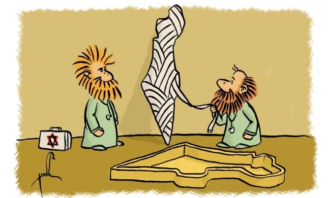 קריקטורה לכבוד שבת: פרשת ויחי