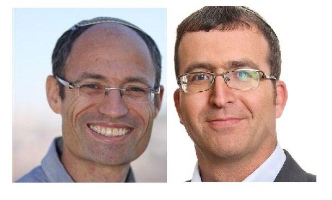 בחירות בגוש עציון: שני המועמדים במלחמת השמצות