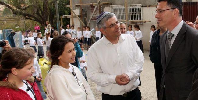 """סער: התשובה שלנו לאו""""ם היא לבנות את ארץ ישראל"""