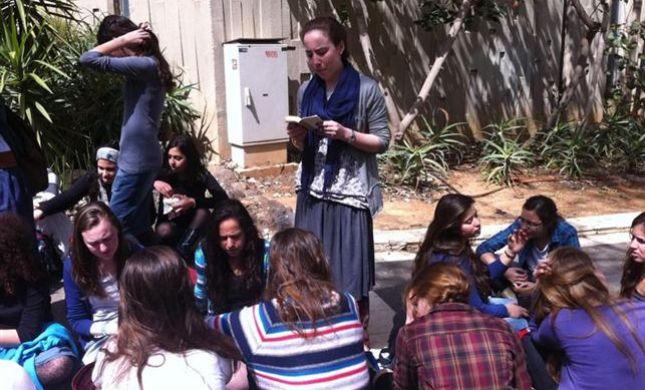 צעירי הציונות הדתית בתמיכה ליהודי טולוז