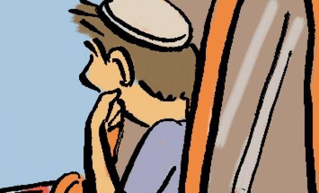 קריקטורה לכבוד שבת: פרשות ויקהל פקודי