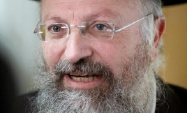 הרב שמואל אליהו נגד המלשינון של רשות המיסים