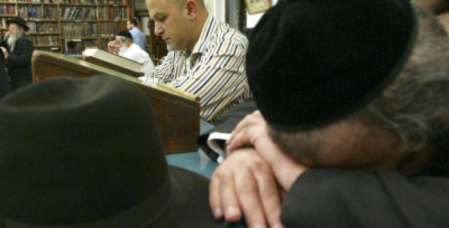 הרב לונדין: תיקון ליל שבועות הוא לא רק בשביל ללמוד תורה