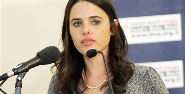 הרב שוגרמן: לא לפסול את התמודדותה של איילת שקד