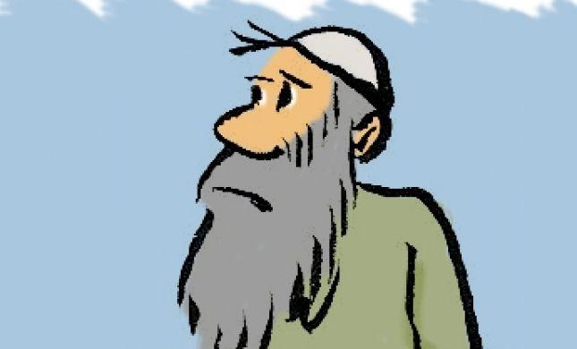 קריקטורה לכבוד שבת: פרשת שלח